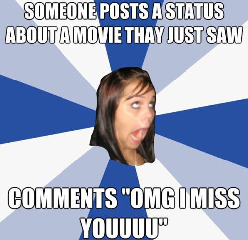 Tags annoying facebook girl meme cyberculture facebook funny memes