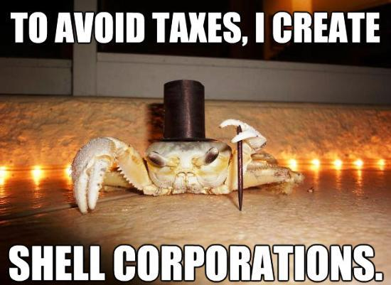 fancy crab shell corporations Meet The Top 1 Percent: Fancy Crab