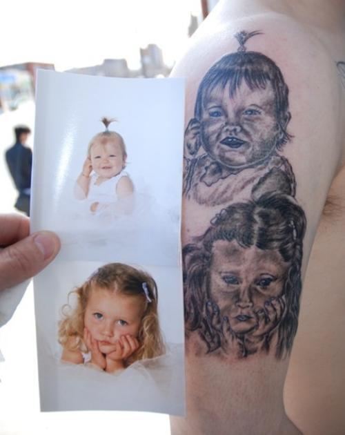 terrible tattoos daughters More Of The Worlds Most Terrible Tattoos