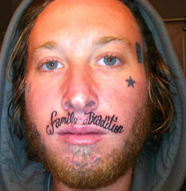 Tatuajes realmente horribles
