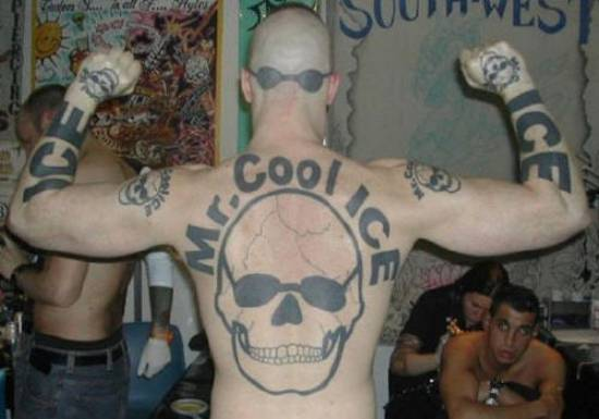 terrible tattoos mr cool ice 2 More Of The Worlds Most Terrible Tattoos