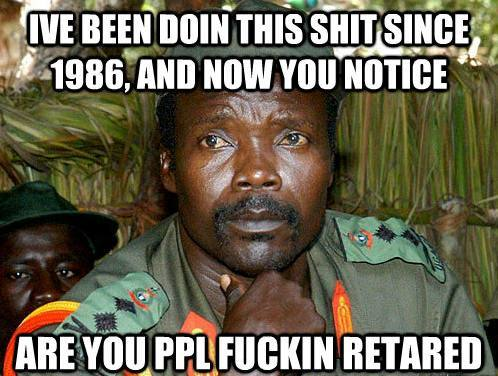 1986 kony The Most Outrageous Kony Memes