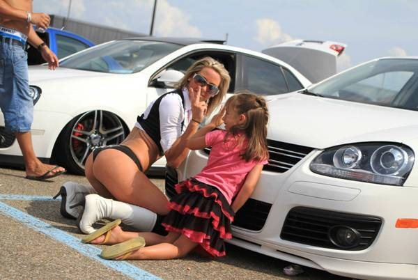 parenting fail car thong The Worlds Worst Parents, Part II