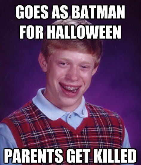 Meme Bad Luck Brian The Bad Luck Brian Mem...