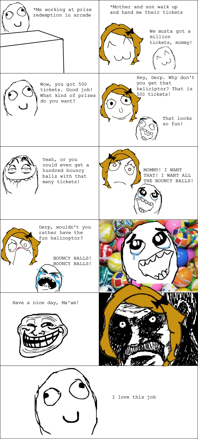 hilarious rage comics trolling parents The Ten Most Hilarious Rage Comics Ever