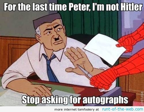 The Funniest Spider-Man Memes Ever