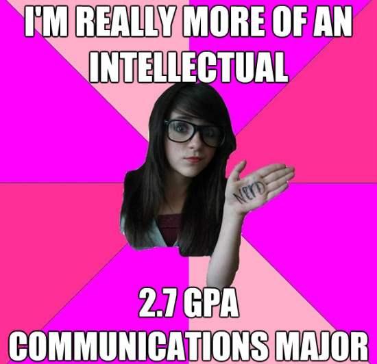 Intellectual Meme: Periodic Table Of Swearing