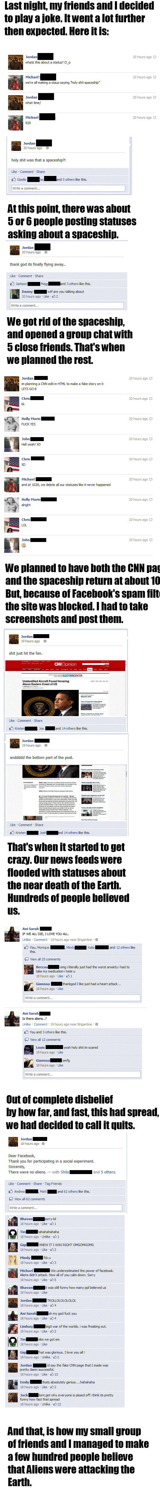 funniest facebook posts 2012 epic troll The Funniest Facebook Posts Of 2012
