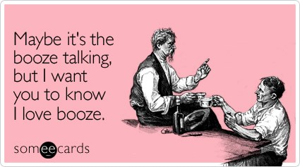 funniest someecards 2012 i love booze The Funniest SomeEcards Of 2012