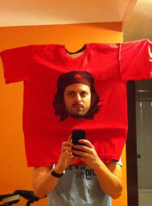 best viral pictures che halloween costume The Best Viral Pictures Of The Week, Volume 9