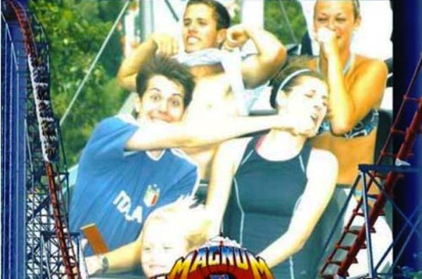 The 30 Funniest Roller Coaster Pictures Of All Time
